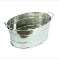 Stainless Steel Tub