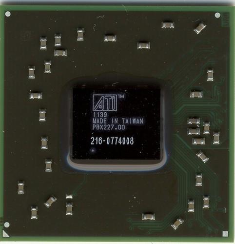 BGA IC`S 216-0774008