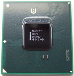 BGA IC BD82H57