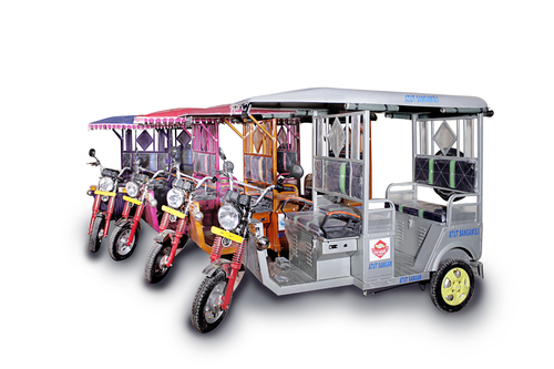 Atut Sangam E-Rickshaw