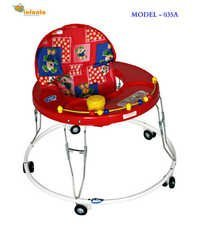 1001 Baby First Walk Walker Deluxe
