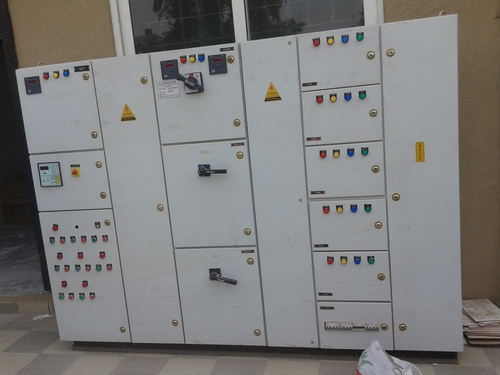 Main LT Cum Capacitor Panel