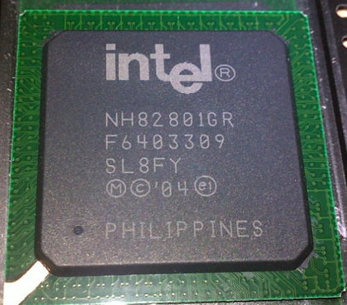 BGA IC`S ( NH82801GR )
