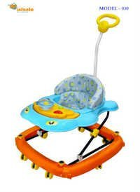 2 X 1 Dolphin Baby Walker- New