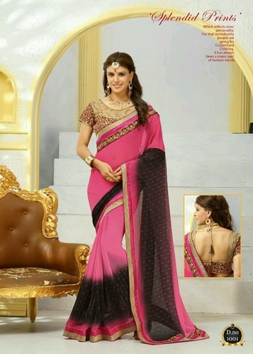 Exclusive Fancy Designer Saree