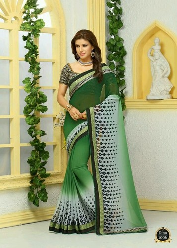 Exclusive Fancy Designer Party Wear Saree