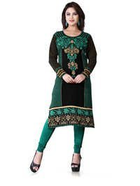 Good-Looking American Crepe Kurti