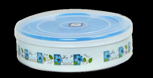 PLASTIC MASALA BOX PRINTED