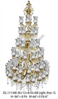 Mugal Chandelier