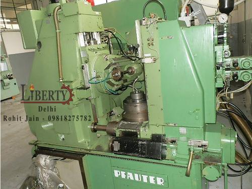 Pfauter CNC Gear Hobbing