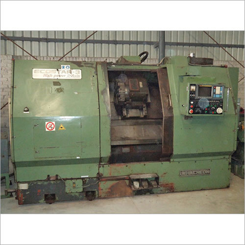 CNC Turning Centre (CNC Lathe Machine)