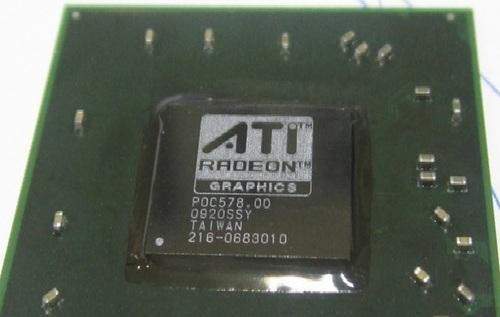 BGA IC 216-0683010