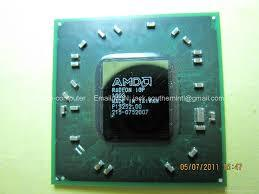 BGA Computer Chip