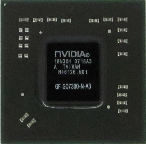 BGA IC GF-GO7300-N-A3