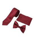Men casual Pink Tie & bow