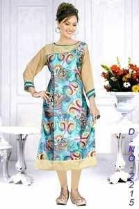 Plus Size Women Designer Kurti