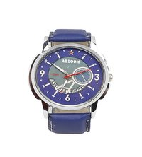 Abloom Blue Mens Wrist Watch
