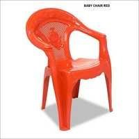 Baby Chair Red