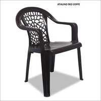 Designer Plastic Back Chair