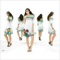 Fancy Party Wear Designer Kurti