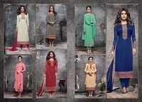 Jdpl (HEROINE) Straight Salwar Kameez Wholesale