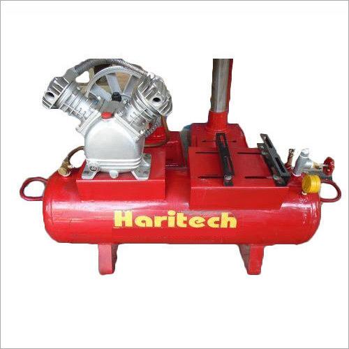 Double Piston Air Compressor Machine