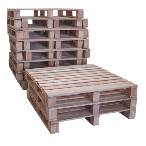 Wooden Pallets & Boxes