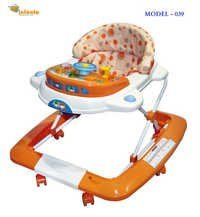 Airplane Baby Walker 2 X 1