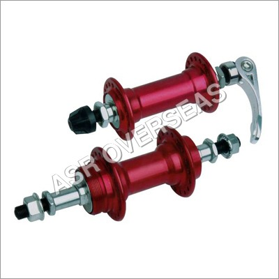 Bicycle Alloy Hub with Quick Release