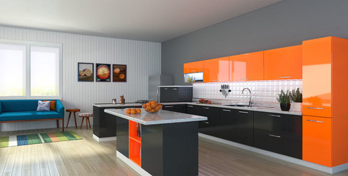 Imported Acrylic Kitchen