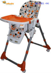 Hight Adjustable Ultima High Chair With Meal Tray