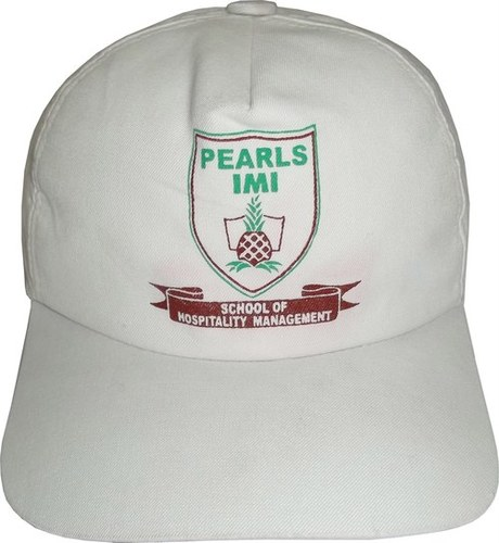 White Color Cap
