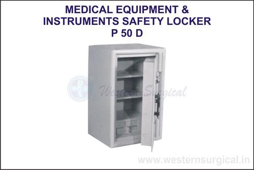 Medical Equipment & Instrument Safety Locker