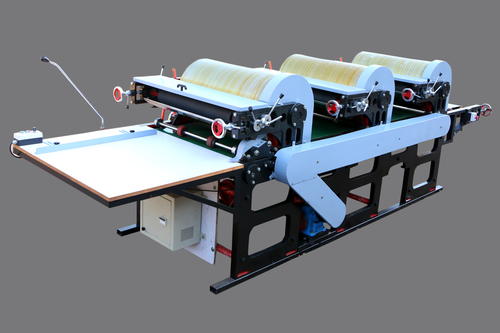 Flexographic HDPE Bag Printing Machine