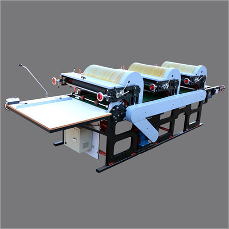 Plastic Bag Flexographic Printing Machine