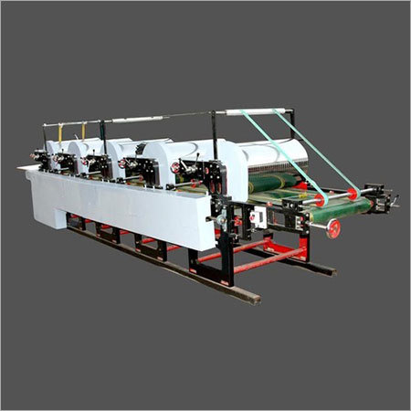 Jumbo Bag Flexographic Printing Machine