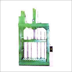 Flexographic Printing Baling Press