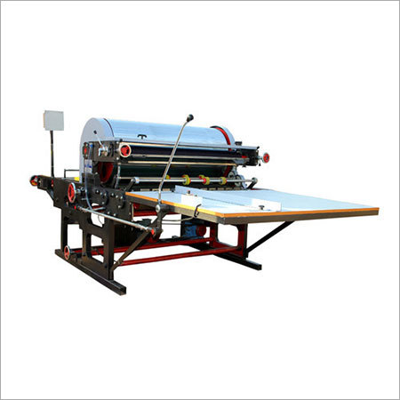 Woven Bag Printing Machine
