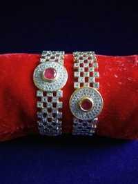 Designer Color Stone Bangles