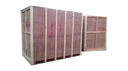 Heavy Machinery Packing Box