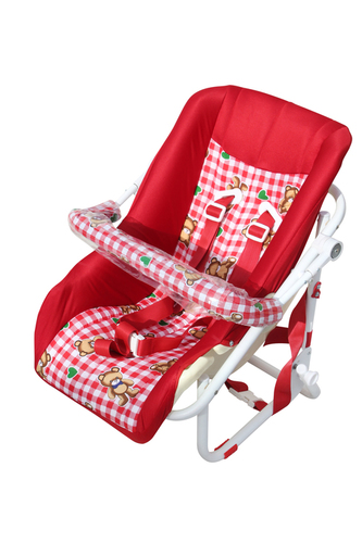 Comfortable Baby Red Car Seat