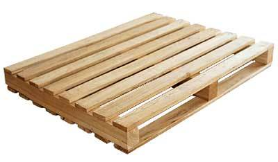 Two Way Wooden Pallet
