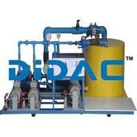 Multi Pump Test Set, Motor Dynamometer