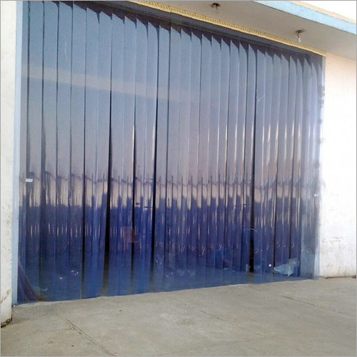 PVC Clear Strip Curtain