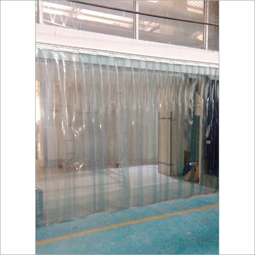 Clear Strip Curtain