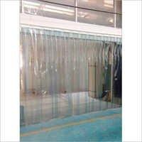 Clear Strip Curtain