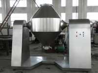 V Shape Commercial Blender Machine