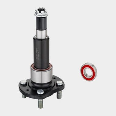2nd Generation Wheel Axle Bearing