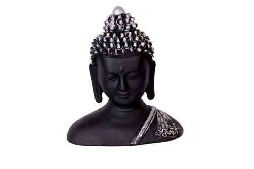 Unique Fiber Budha's Head 5''