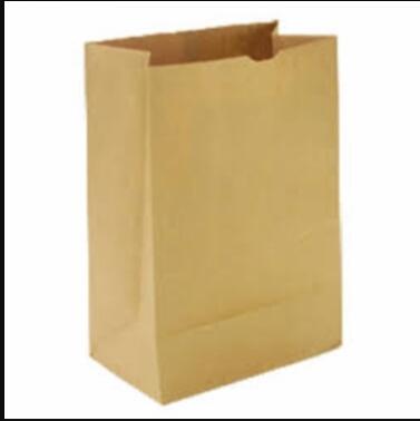 Grocery Paper Bag Brown